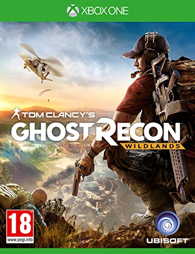 Ghost Recon Wildlands XB-One UK