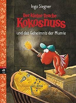 Paperback Der kleine Drache Kokosnuss und das Geheimnis der Mumie: Schulausgabe 1 mit Unterrichtsmaterial [German] Book
