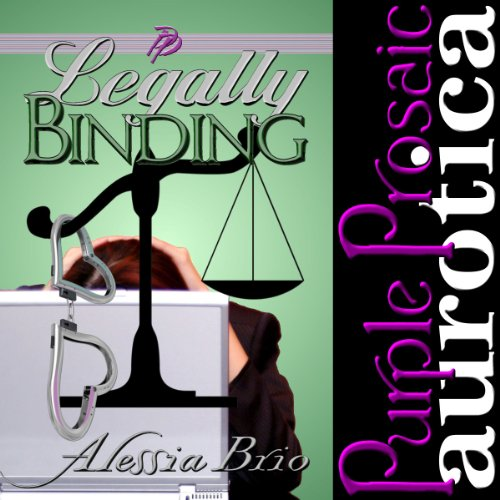 Legally Binding audiobook cover art