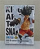 Banpresto One Piece KING OF ARTIST THE SNAKEMAN Monkey · D · Luffy figure japan