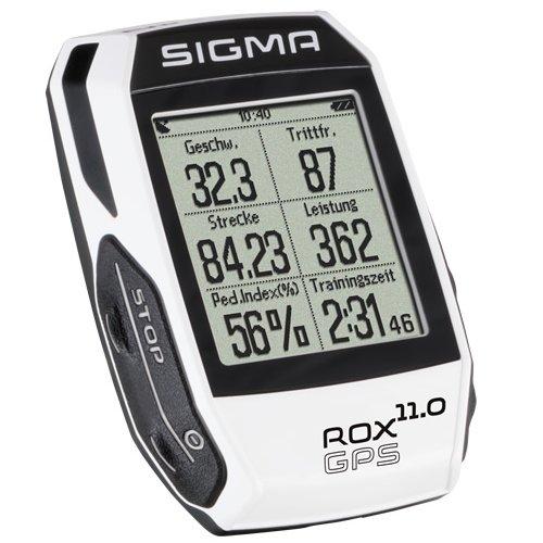 ROX 11.0 GPS ROX 11.0 Basic Fahrradcomputer GPS, Weiss, One Size