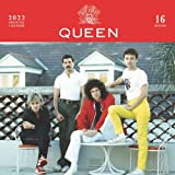 Queen Calendar 2022: Queen Official 2022 Monthly Planner, Square Calendar with 18 Exclusive Queen Photoshoots from September 2021 to December 2022