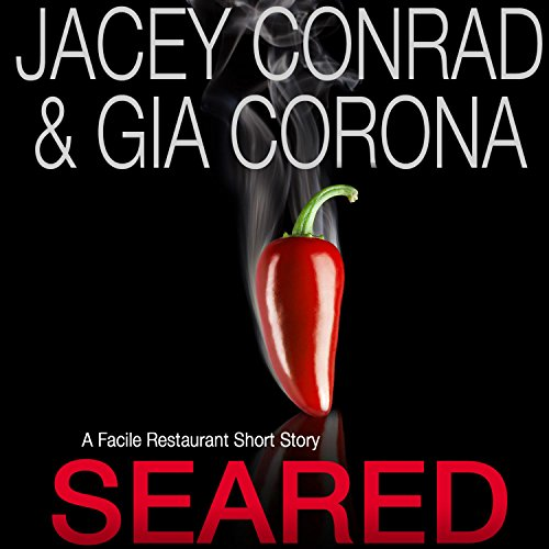 Seared audiobook cover art