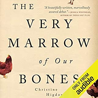 The Very Marrow of Our Bones cover art
