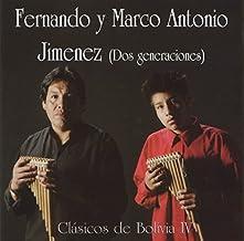 フェルナンド・ヒメネス/ボリビアのサンポーニャ VOL.4 [輸入盤CD] 正規品新品