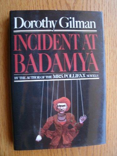 Incident at Badamya