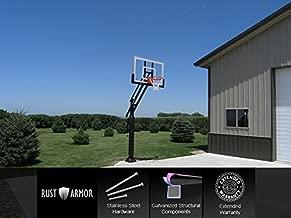 goalrilla basketball goal installation instructions