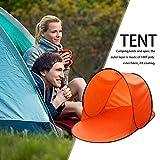 Zoom IMG-2 tenda da campeggio per una