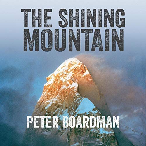 『The Shining Mountain』のカバーアート