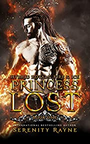 Princess Lost (Hybrid Royals: Fire and Ice Book 1)