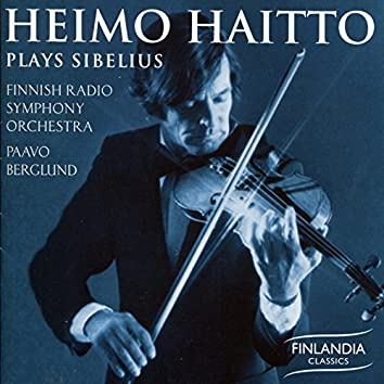 Heimo Haitto Plays Sibelius
