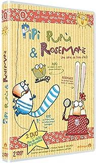 Pipì, Pupù et Rosemarie - Vol. 2 : Le monde sens dessus dessous [Francia] [DVD]