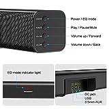 Zoom IMG-2 soundbar wireless 40w con suono