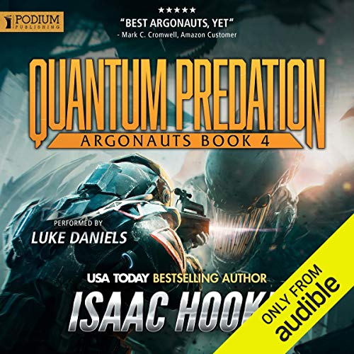 Quantum Predation  By  cover art