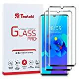 Tentoki Screen Protector Compatible with Huawei P30 Pro,