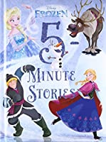 Frozen 5-Minute Stories 1484723309 Book Cover