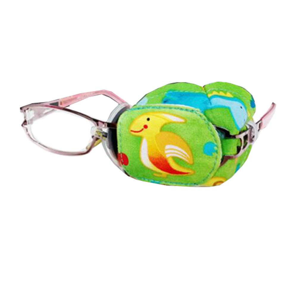 Correcting San Antonio Mall Amblyopia Eye Mask Child Cotton Stereo Max 57% OFF Patch for