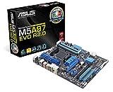 ASUS M5A97 EVO R2.0, AMD, Socket AM3+, 970, 90-MIBJJ0-G0EAY0MZ