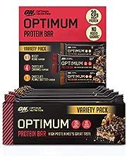 Optimum Nutrition Protein Bar Barritas Proteínas
