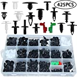 Auto Clips Car Body Retainer Assortment Clips Car Trim Fasteners Clips Tailgate...