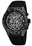 Tag Heuer Carrera Calibre Heuer 01 Automatischer Chronograph Keramiklünette Herren-Armbanduhr CAR2A90.FT6071