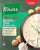 Knorr Feinschmecker Kartoffelsuppe mit Creme Fraiche, 2 Teller, 13er Pack
