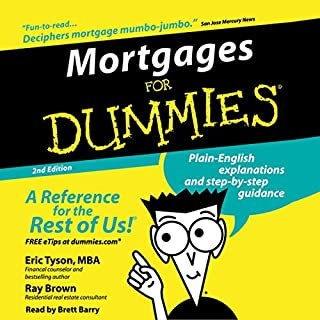 Mortgages for Dummies, 2nd Edition audiobook cover art