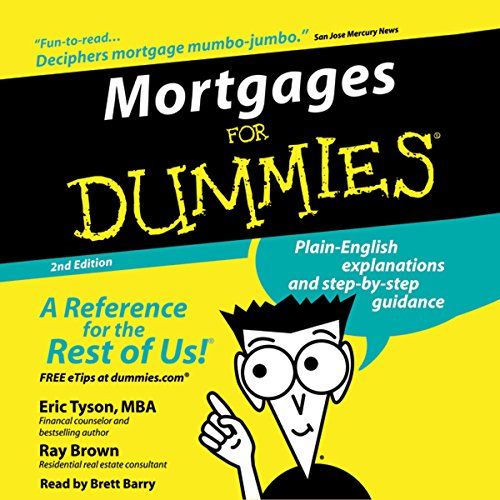 Mortgages for Dummies, 2nd Edition cover art