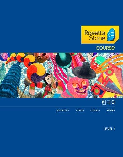 Rosetta Stone Coréen Niveau 1 pour Mac