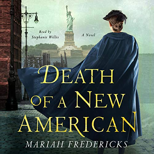 Death of a New American cover art