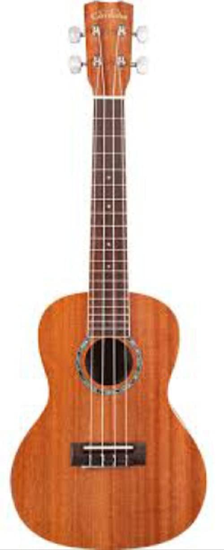 price Kala KA-15C latest Satin Mahogany Natural Concert Ukulele