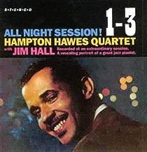 All Night Session! by Hampton Quartet Hawes