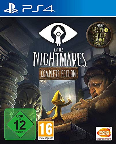 Little Nightmares - Complete Edition - [PlayStation 4]
