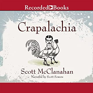 Crapalachia audiobook cover art