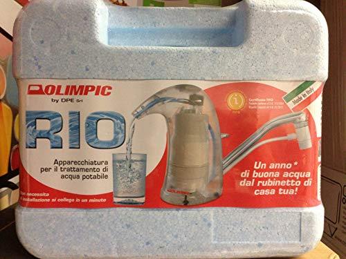 Olimpic 53806 Apparecchiatura per il Trattamento di Acqua Potabile
