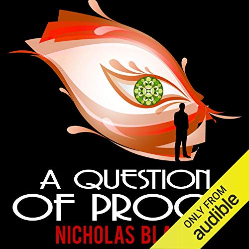 A Question of Proof: Nigel Strangeways, Book 1 Titelbild