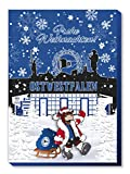 ARMINIA BIELEFELD Adventskalender mit Milchschokolade - 2