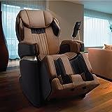 OSAKI JP Premium 4S 4D Massage Technology Massage Chair, Brown