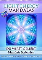 Light Energy Mandalas - Kalender - Vol. 2 (Wandkalender 2022 DIN A2 hoch): Lichtvolle Mandalas mit inspirierenden Seelenbotschaften (Monatskalender, 14 Seiten )
