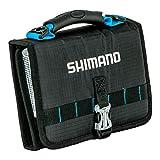 Shimano Butterfly Jig Bag Fishing Gear, Black/Blue, MD