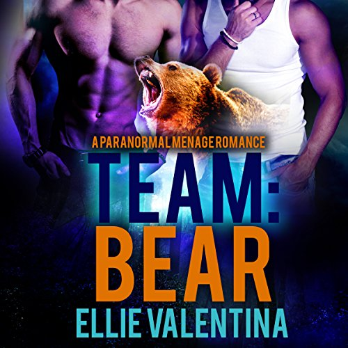 Team: Bear audiobook cover art