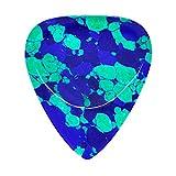 Stone Tones - Plettro in malachite azzurra