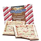 Ghirardelli Dark Peppermint Bark Chocolate 2 pounds 60% Cacao