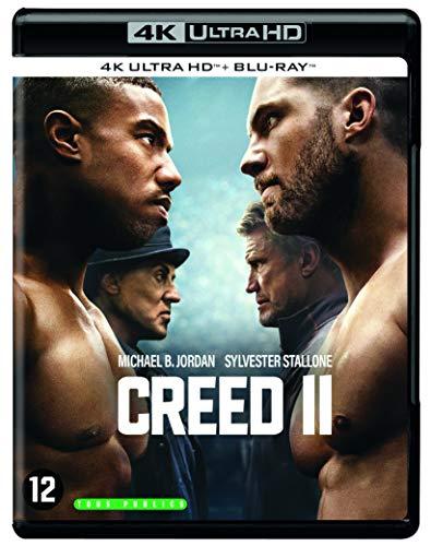 Creed II [4K Ultra HD +Blu-ray] [4K Ultra HD + Blu-ray]