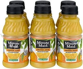 Minute Maid Juice, Orange, 10 Fl Oz, 6 Ct (Pack of 4)