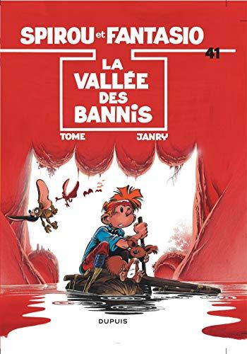 Spirou et Fantasio, tome 41 : La Vallée des bannis