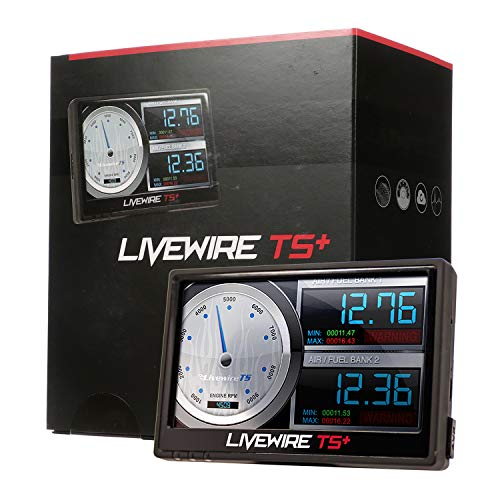 SCT Performance - 5015P - Livewire TS+ Performance Tuner and Monitor - Ford Preloaded and...