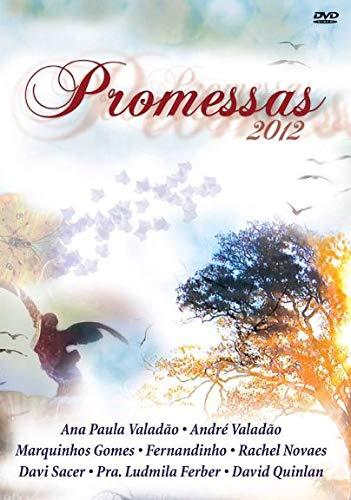 PROMESSAS 2012 - DVD - VÁRIOS
