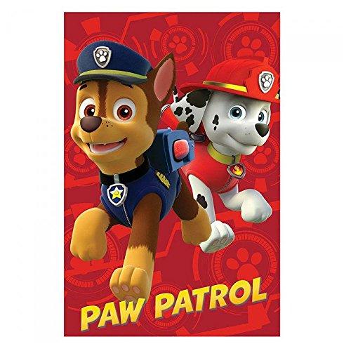 Mantas Para Cama De 90 Niños mantas para cama  Marca Paw Patrol