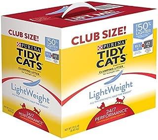 Tidy Cats LightWeight Cat Litter (19.5 lb.) by Purina